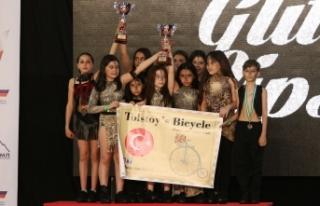 Dünya Dans Olimpiyatları'na Bursa damgası