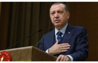 Erdoğan ABD'nin kararına sert çıktı