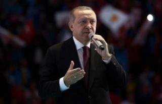 Erdoğan'dan İnce'ye Pensilvanya yanıtı!