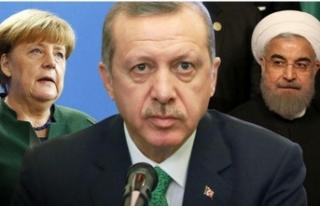 Erdoğan'dan Kudüs için peş peşe kritik görüşmeler