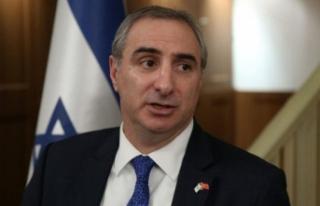 İsrail'in Ankara Büyükelçisi diplomatik dille...