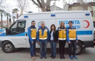 Mudanya'da seçim günü için mükemmel hizmet