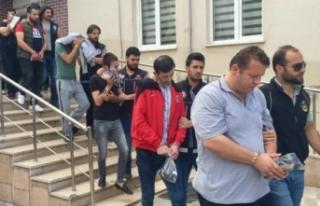Narkotik Bursa'da yine göz açtırmadı! 14...