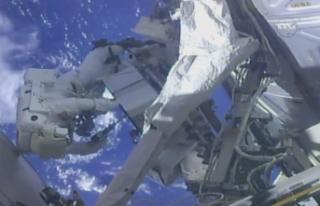 NASA tarihinin en ilginç diyaloğu! SD kartı unutunca...