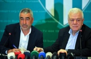 Yıllık 5 milyon TL'ye Aybaba Bursaspor'da