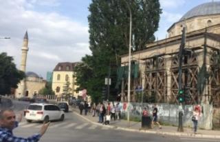 6 yıldır restore edilmeyen cami! UNESCO'ya...