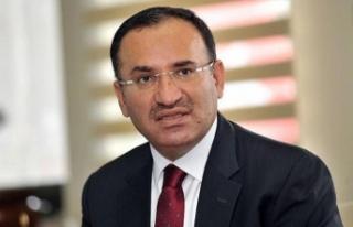"""Bozdağ'dan Suruç açıklaması: """"PKK'nın..."""