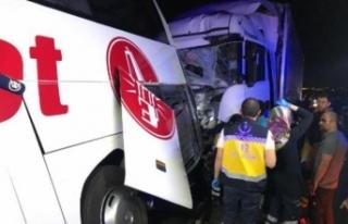 Bursa'da 2 kişinin öldüğü kazada büyük...