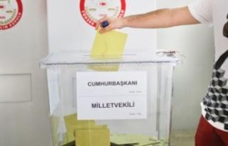 Bursa'da 2015 seçimlerine göre oylarını arttıran...