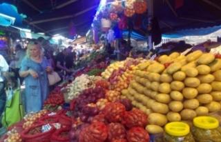 Bursa'da bayram öncesi fiyatlar uçtu!