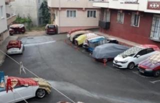 Bursa'da doluya karşı ilginç önlem