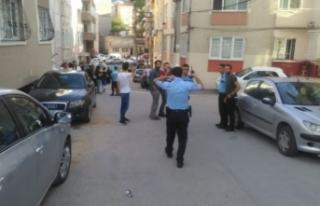 Bursa'da pompalı tüfekle iki kişiyi rehin...