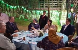 Bursa İl Emniyet Müdürü, şehit aileleriyle buluştu