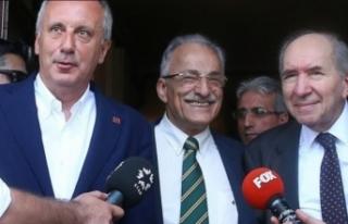 """CHP içinden flaş Muharrem İnce yorumu: """"Kemal..."""