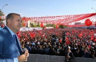 """Cumhurbaşkanı Erdoğan'dan açıklama: """"Kandil'de..."""