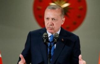 Cumhurbaşkanı Erdoğan'dan vatandaşa 'döviz'...