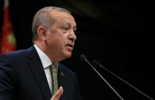 Cumhurbaşkanı Erdoğan'dan OHAL'e ilişkin...