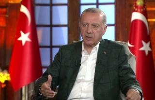 Cumhurbaşkanı Erdoğan'dan OHAL ve bedelli...
