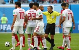 Cüneyt Çakır'ın kararları Dünya Kupası'na...