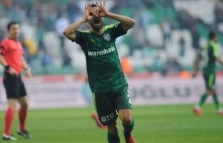 Dünya Kupası'nda Bursaspor'dan bir oyuncu...