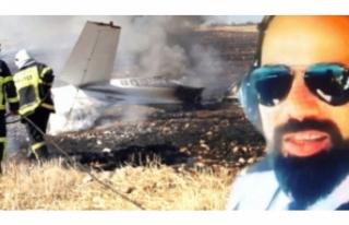Düşen uçakta intihar şüphesi
