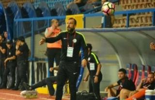 Ender Alkan Gaziantepspor'da