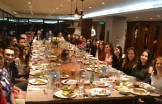 Erdem Kaya Patent geleneksel iftar yemeğinde buluştu