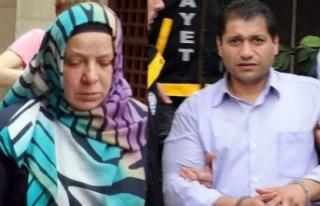 Eski eşinin sevgilisini ve oğlunu vahşice öldüren...