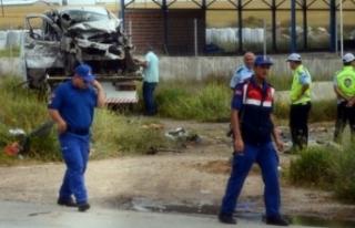 Feci kaza! 5 kişi hayatını kaybetti