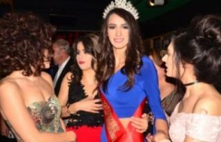 Güzellik kraliçesi tutuklandı!