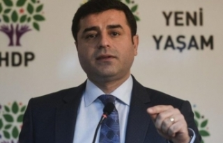 "HDP'den gizemli paylaşım: ""Demirtaş miting..."