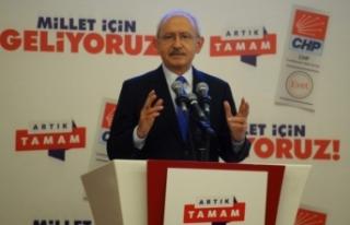 Kılıçdaroğlu Bursa'da konuştu: Asgari ücret...