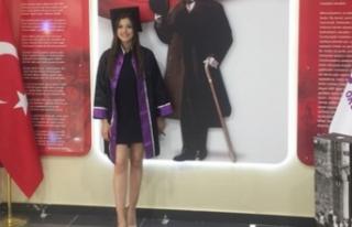 Liseden mezun oldu! En genç milletvekili adayı Bursa'dan...