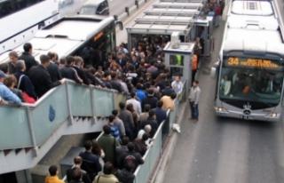 Metrobüs tacizcisine ibretlik ceza