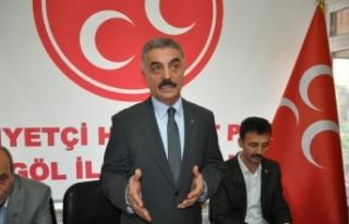MHP Genel Sekreteri Büyükataman neden Ak Parti ile...