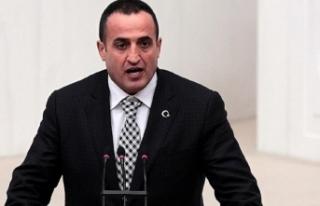 MHP'li Milletvekili'nden flaş çıkış