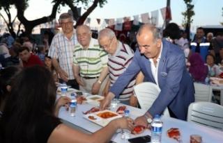 Mudanya'da Ramazan ayı etkinliklerine coşkulu...