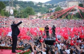 Muharrem İnce seçim vaadlerini Bursa'da açıkladı!
