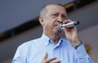 """""""Nerede Türkiye'ye taciz var tepelerine..."""