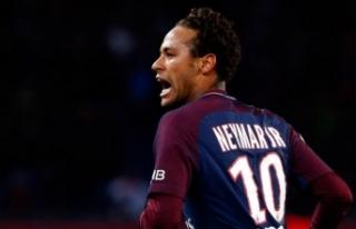 Neymar'a dünya devinden rekor rakam
