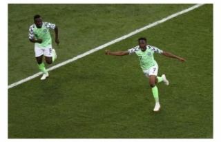 Nijerya'dan muhteşem zafer!