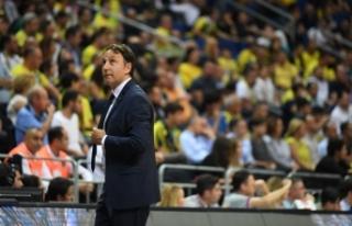 Orhun Ene Bursa'daki maçlardan umutlu