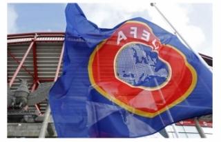 UEFA'dan Beşiktaş, Trabzonspor ve Fenerbahçe...