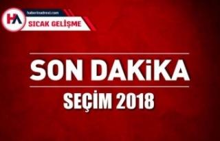 YSK Başkanı Güven: Erdoğan oyların salt çoğunluğunu...