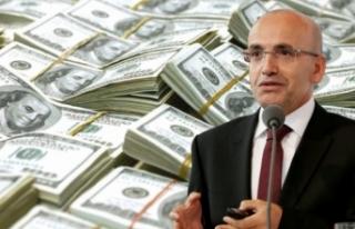 Yükselen dolara Mehmet Şimşek'ten flaş yorum!