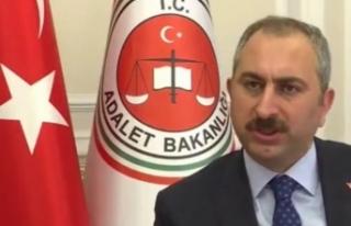 Adalet Bakanı Abdulhamit Gül'den yeni dönem...