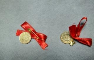 Bursa'da '10 liraya çeyrek altın'...
