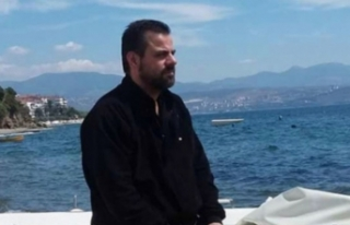 Bursa'da kahve önünde dehşet saçan adamı...