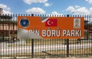 Bursa Büyükşehir Belediye tarafından yapılmıştı!...