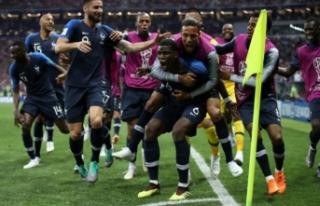 Dünya Kupası Finali'nde Ankaragücü sürprizi!...
